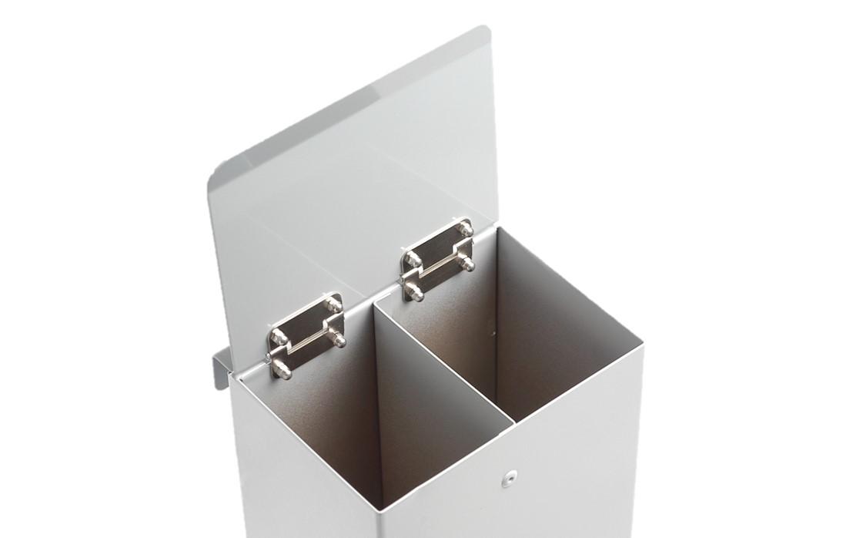 katheterbox-trennfach